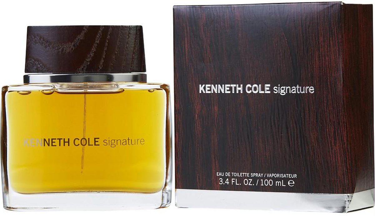 Kenneth Cole Signature Men EDT 100 ml