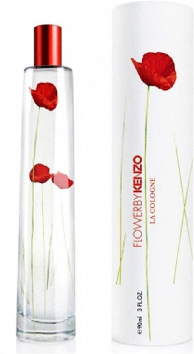 Kenzo Flower Eau de Cologne Spray 90 ml