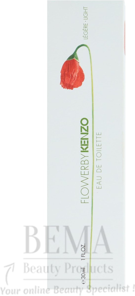 Kenzo flowers legere edt 30 ml spray