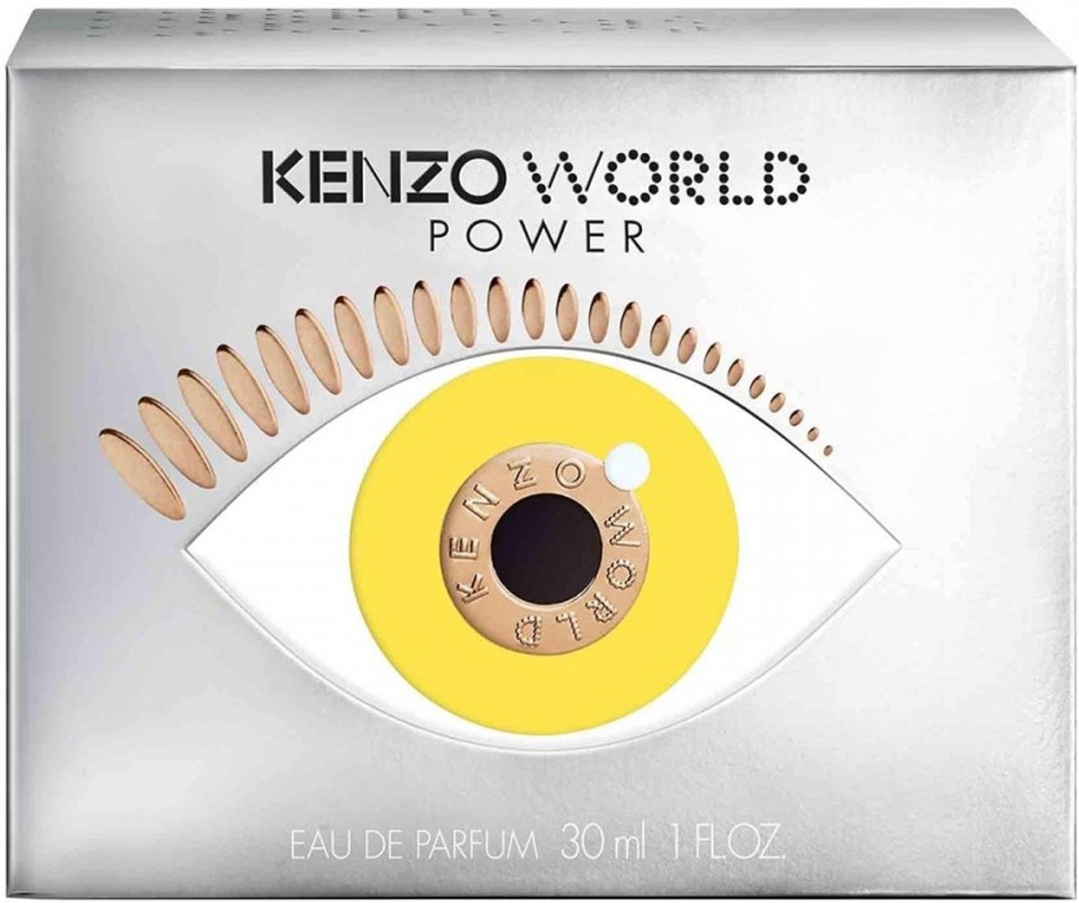 Kenzo world power eau de parfum 30ml spray
