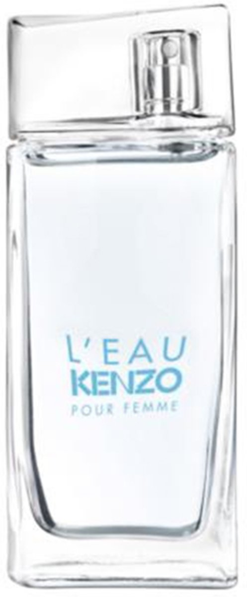 MULTI BUNDEL 2 stuks Kenzo LEau Eau De Toilette Spray 50ml