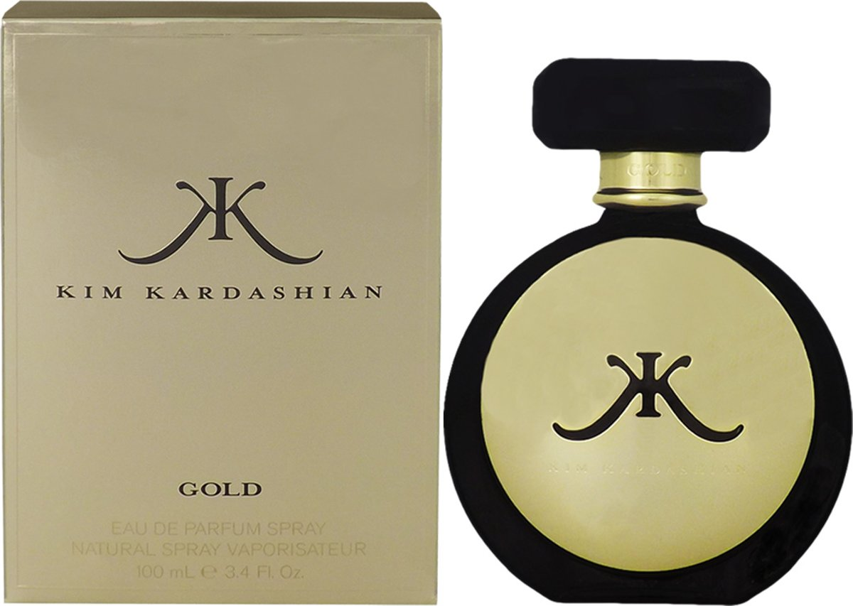 Kim Kardashian Gold 100ml EDP Spray