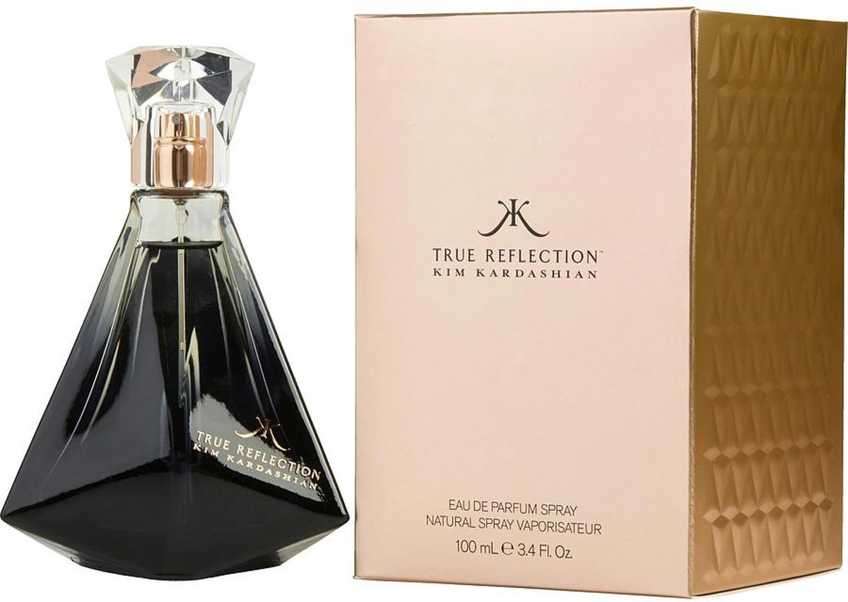 Kim Kardashian True Reflection 100ml EDP Spray