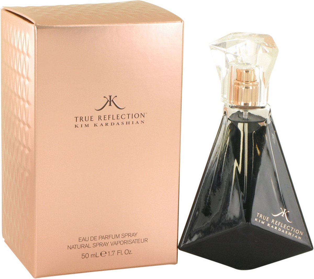Kim Kardashian True Reflection 50 ml Eau de Parfum Spray