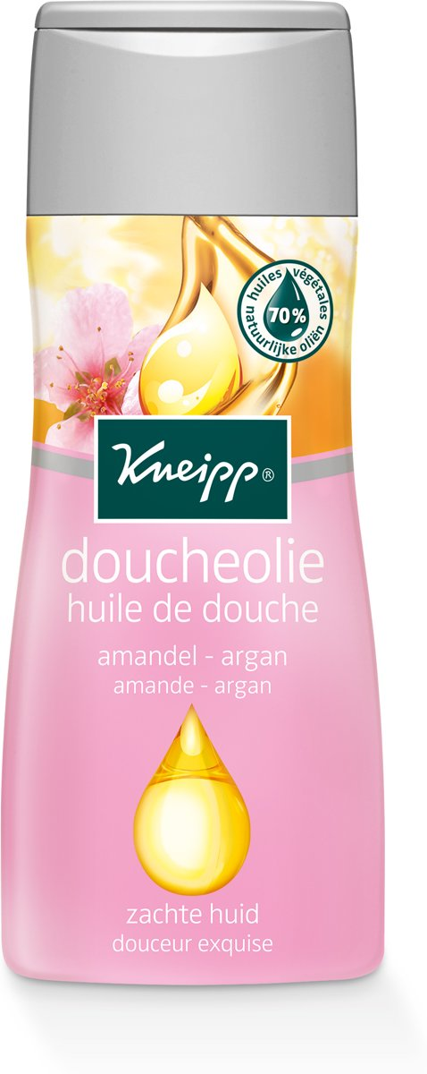 Kneipp Amandel-Argan Doucheolie - 200 ml