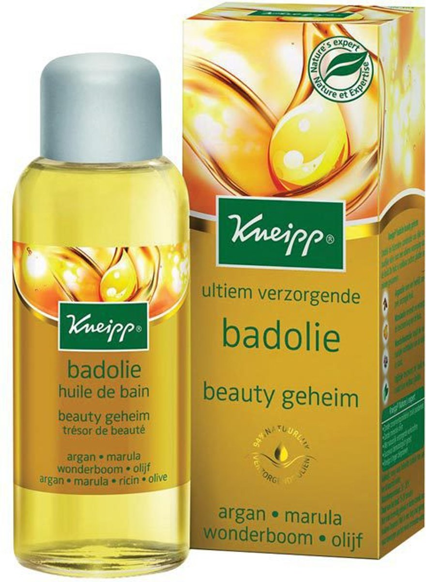 Kneipp Beauty Geheim Badolie - 100 ml