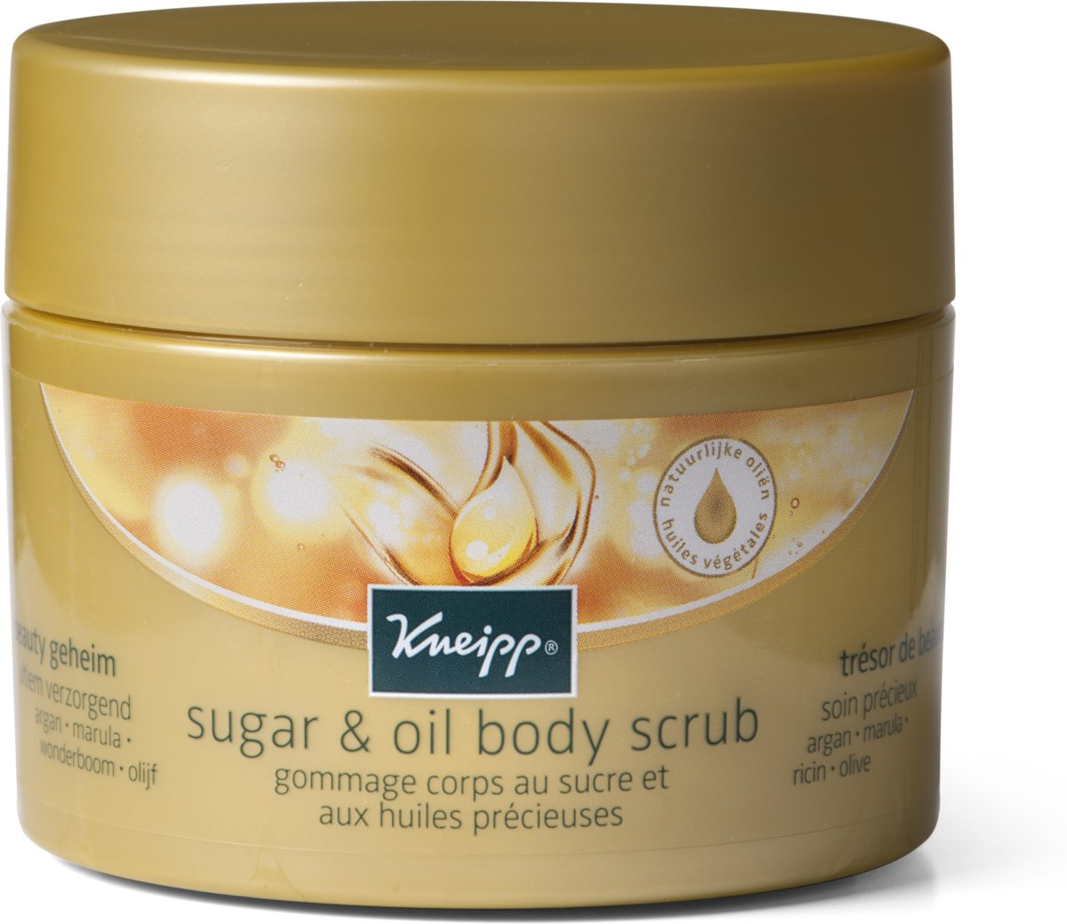 Kneipp Beauty Geheim Sugar Bodyscrub - 220 gr