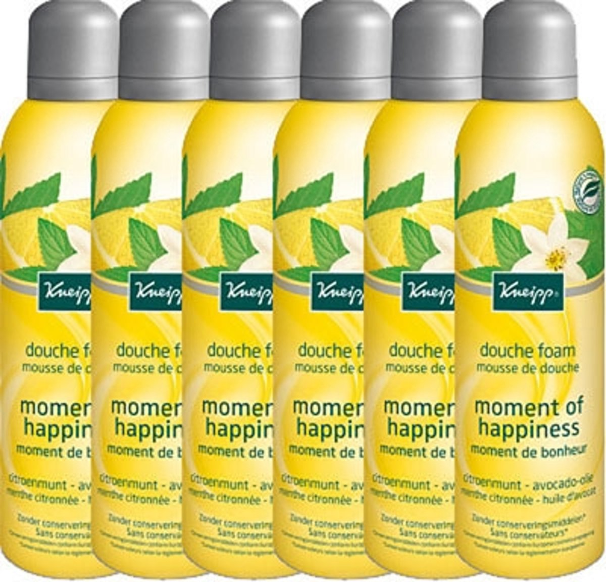 Kneipp Douche Foam Moment Of Happiness Voordeelverpakking