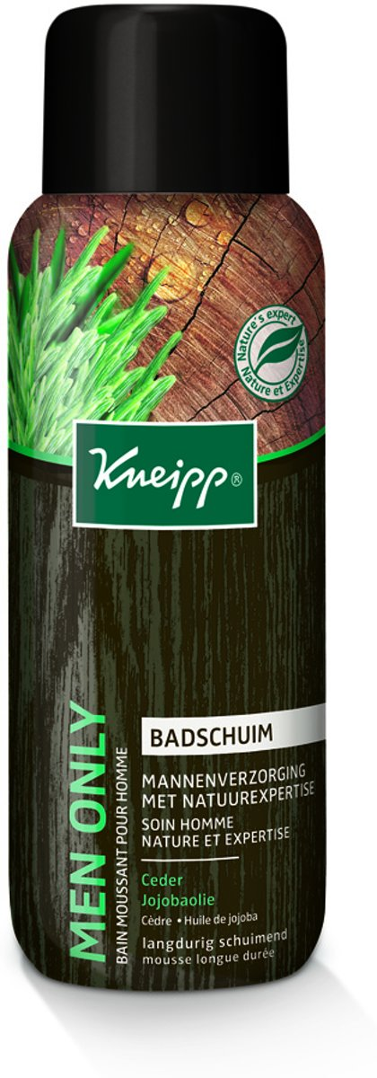 Kneipp Men Only Badschuim - 400 ml