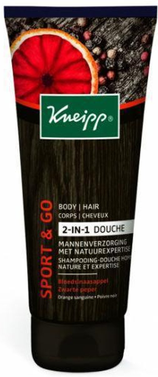 Kneipp man Sport & Go 2in1 Douchegel - 200 ml