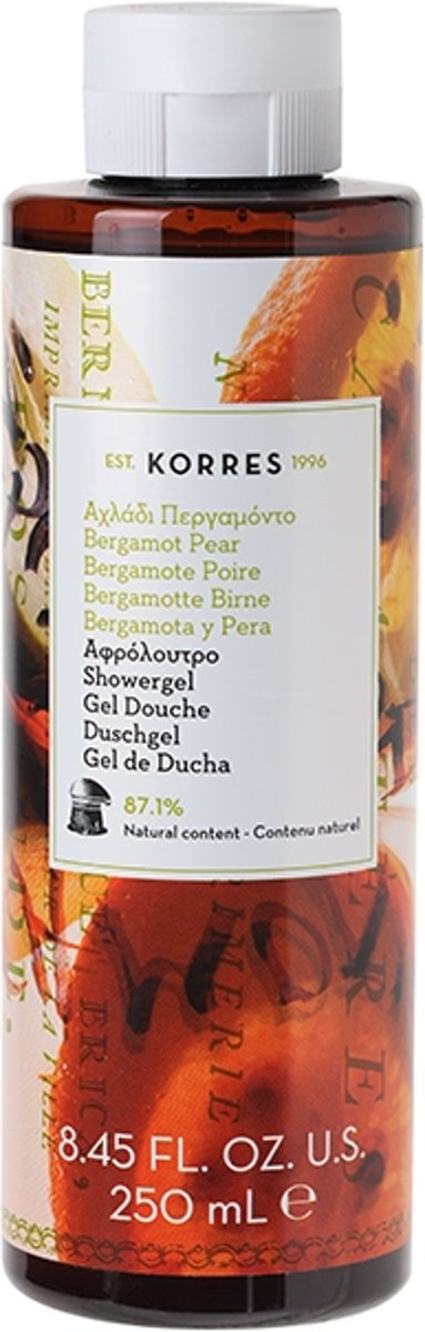Korres Shower Gel 250 ml