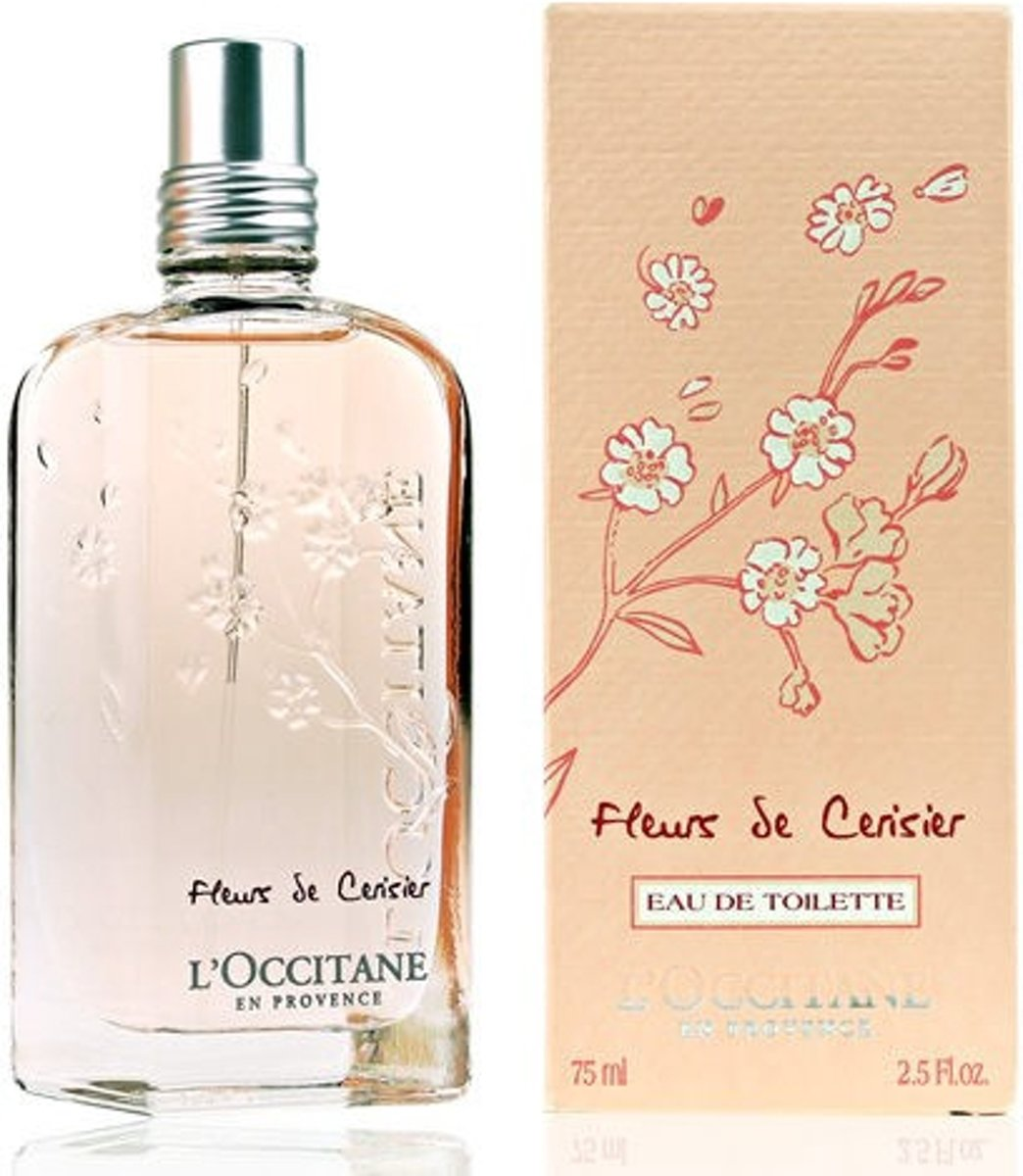 LOccitane Cherry Blossom Edt Spray 75 ml