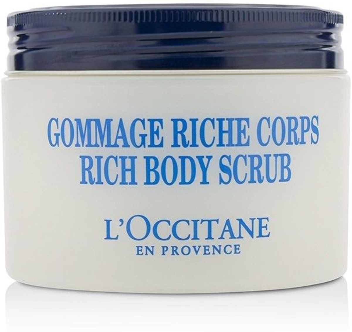 LOccitane Shea Butter Ultra Rich Body Scrub - 200 ml - Bodyscrub