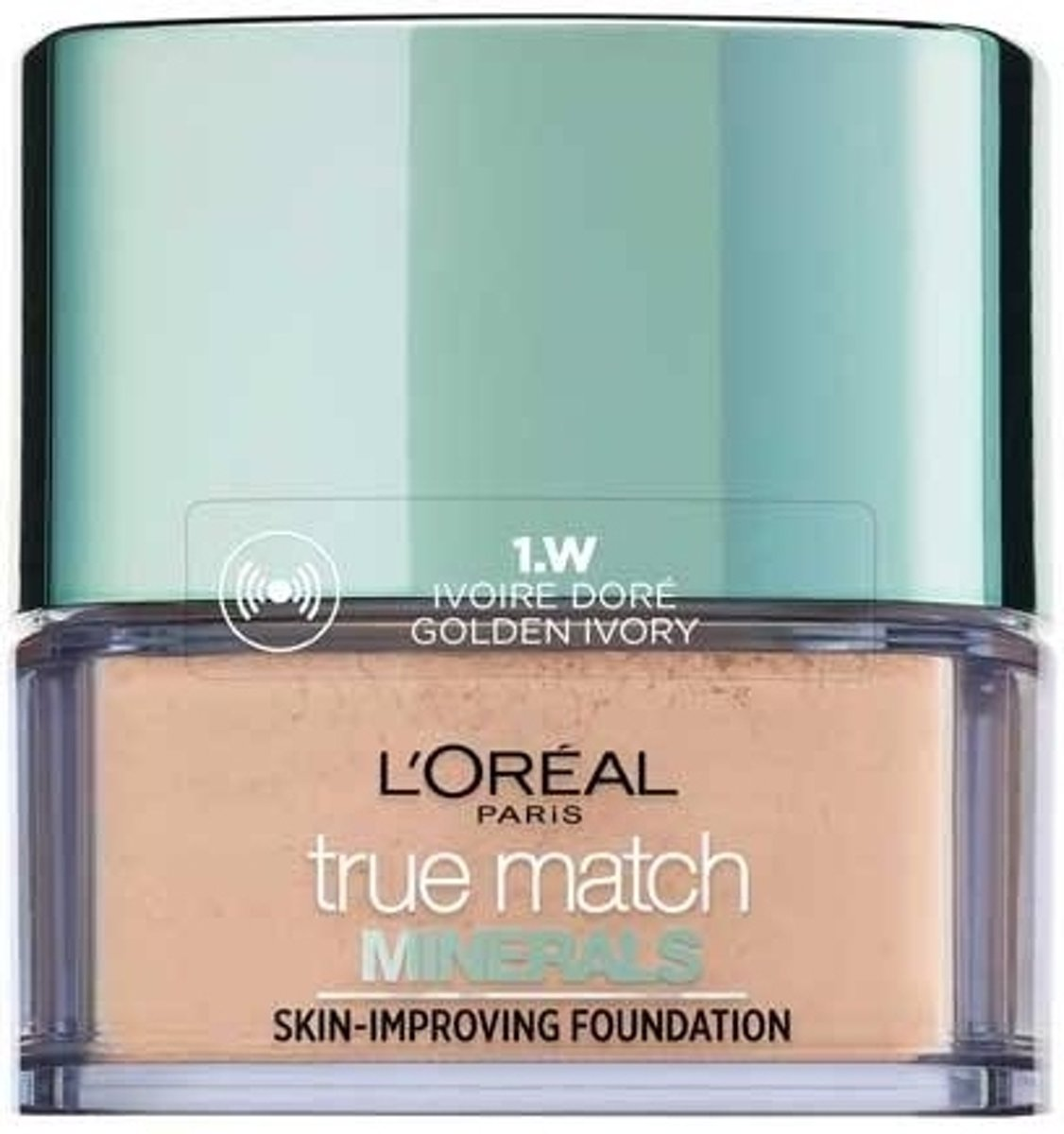LOréal Paris (public) True Match Mineral foundationmake-up Pot Poeder 10 g