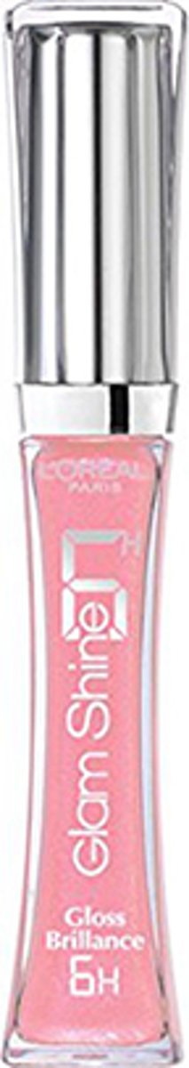 Loreal Glam Shine 6h 6 Hour Volumizer Lipgloss - 102 Always Pink