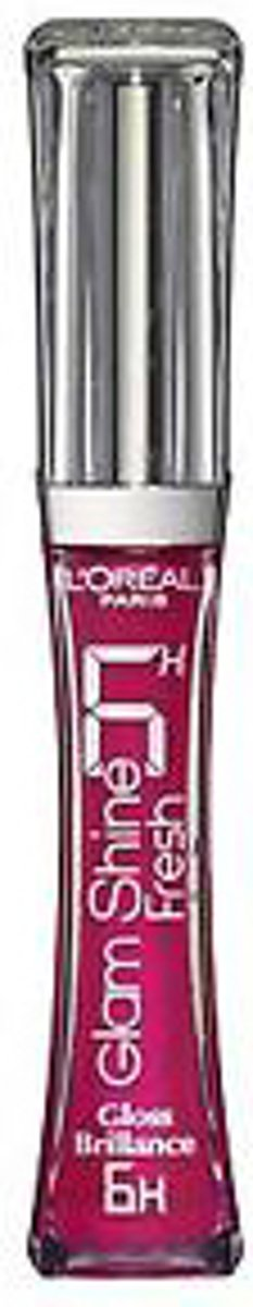 Loreal Paris Glam Shine Gloss Brillance - 116 Fresh Fushia
