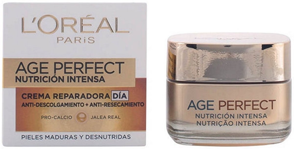 AGE PERFECT intensive nourising day cream 50 ml