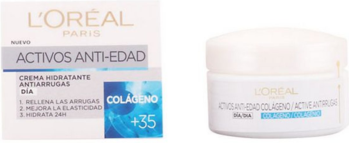 AGE SPECIALIST COLAGENO +35 day cream 50 ml
