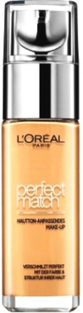 L'Oréal Foundation – Perfect Match 4D/4W Golden Natural