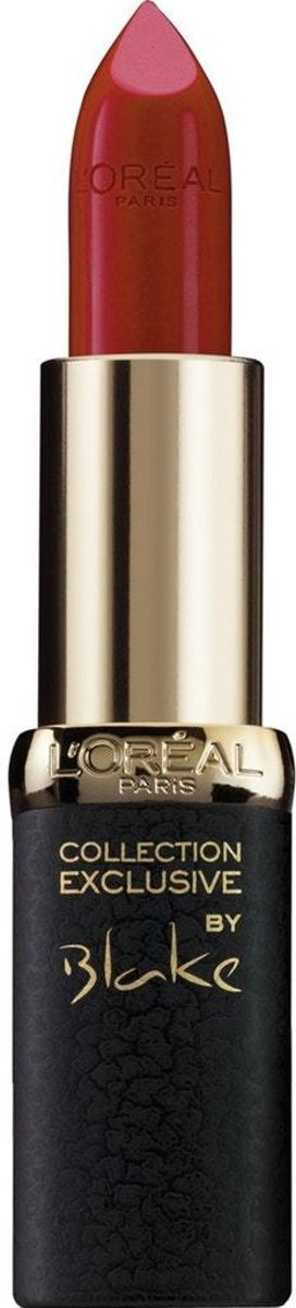 L'Oréal Paris Color Riche Collection Exclusive La Vie En Rose - Pure Reds Blake - Lippenstift