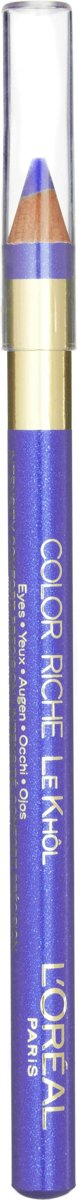 L'Oréal Paris Color Riche Le Khol - 114 Breezy Lavander - Oogpotlood