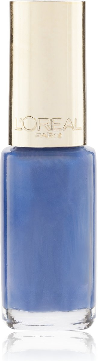 L'Oréal Paris Color Riche Le Vernis - 610 Rebel Blue - Blauw - Nagellak