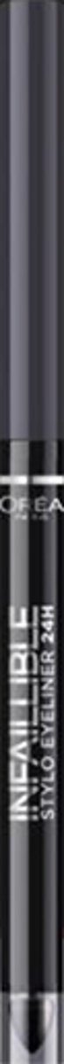 L'Oréal Paris Infallible Eyeliner - 301 Night And Day Black
