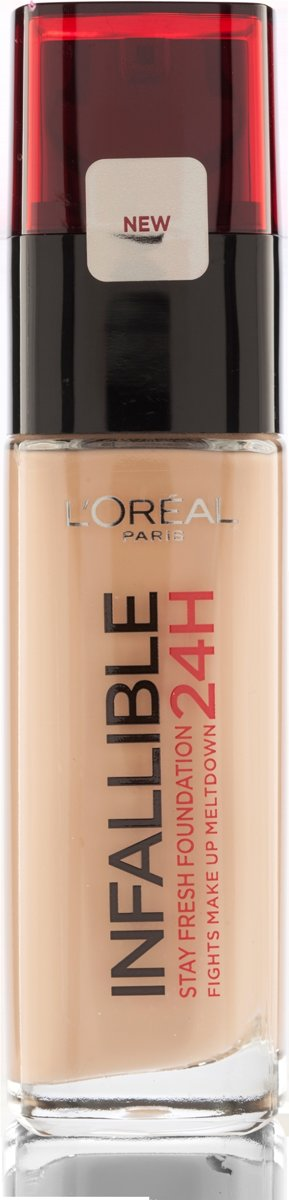 L'Oréal Paris Infallible Foundation - 220 Sable
