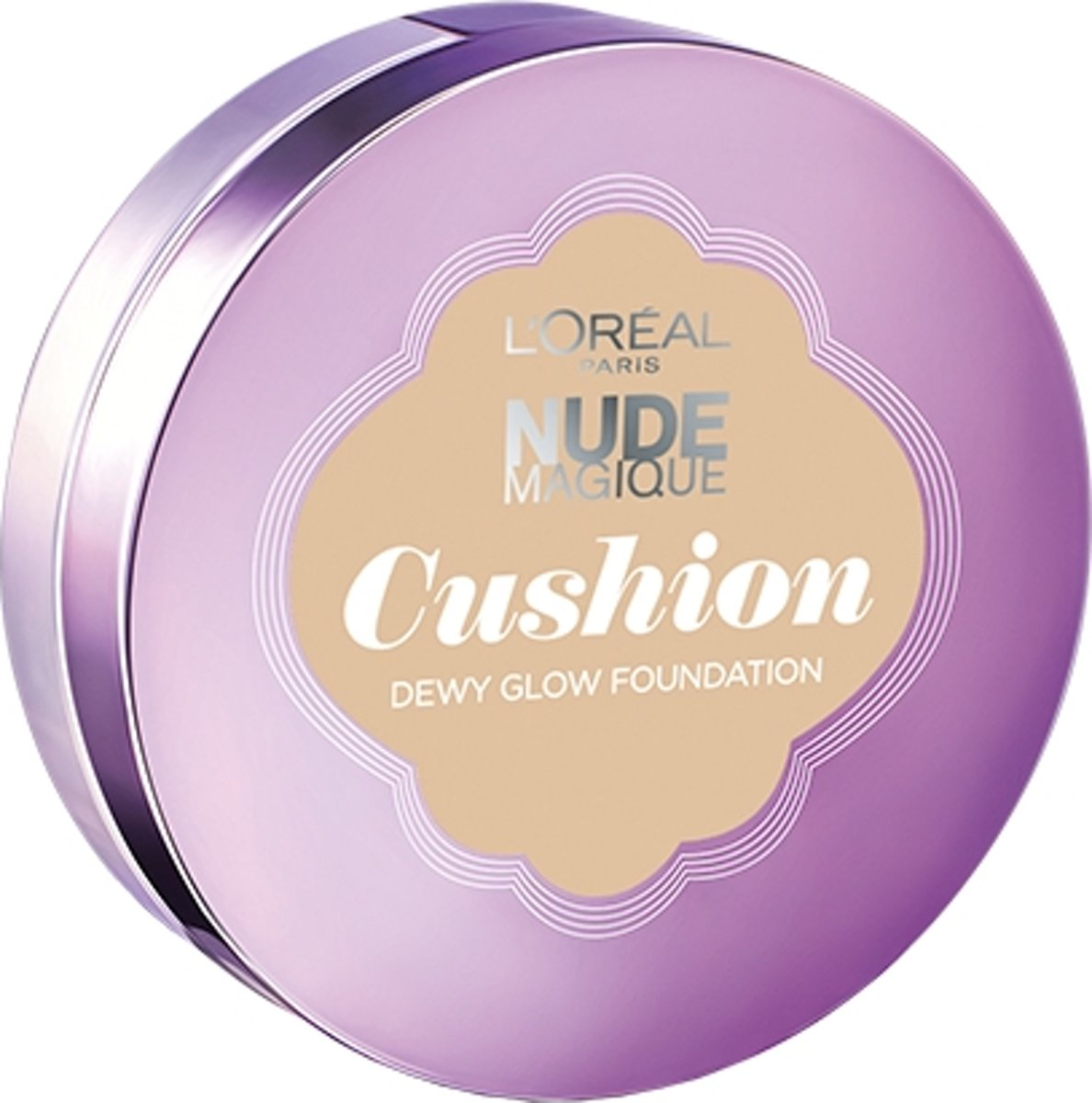 L'Oréal Paris Nude Magique Cushion - 03 Vanilla - Foundation