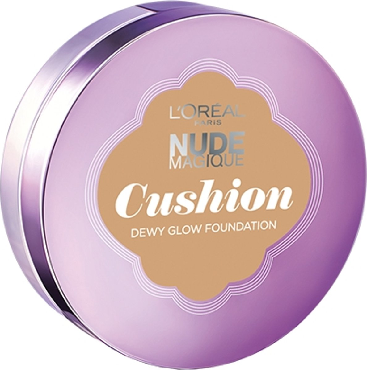 L'Oréal Paris Nude Magique Cushion - 06 Rose Beige - Foundation