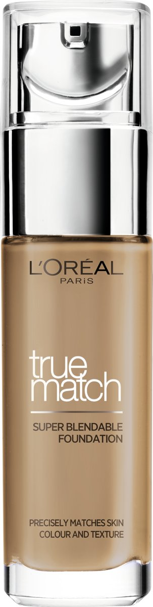 L'Oréal Paris True Match Foundation - D8/W8 Cappuccino Doré