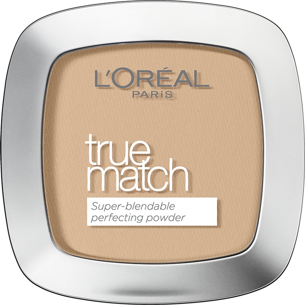 L'Oréal Paris True Match Foundation - W5 Golden Sand - Poeder