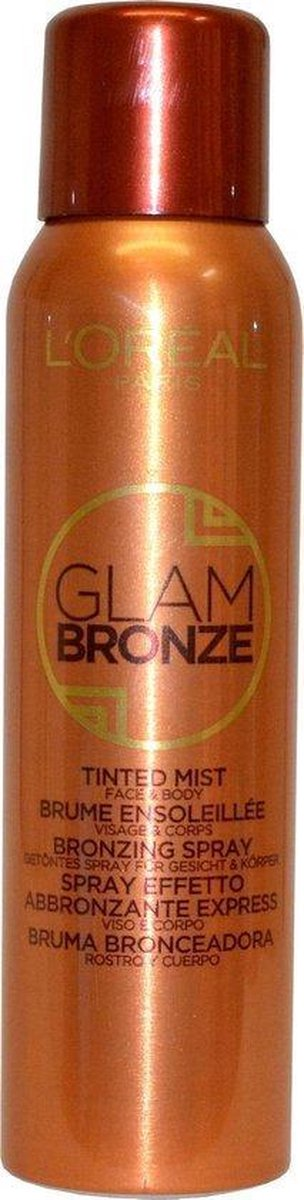 LOréal Glam Bronze Tinted Mist Face & Body
