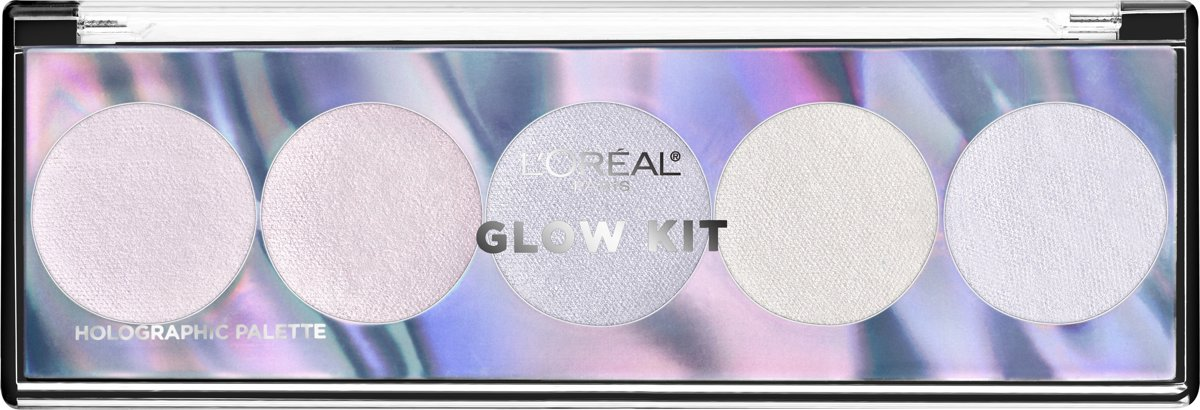 LOréal Highlighter Palette Glow Kit