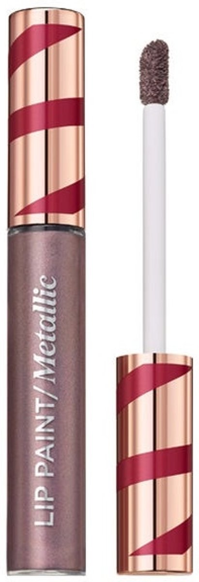 LOréal Paris - Lipstick - Paint Metallic 303