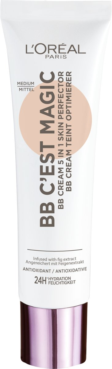 LOréal Paris Cest Magic BB cream - 04 Medium - 30 ml