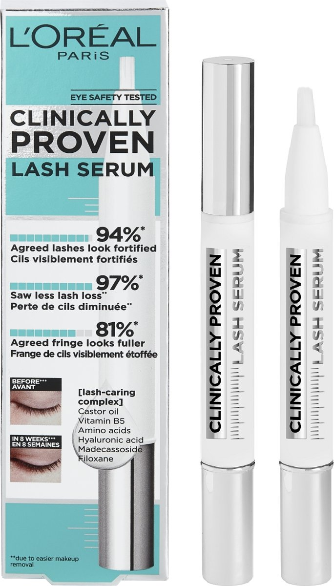 LOréal Paris Clinically Proven Wimperserum - 2 ml