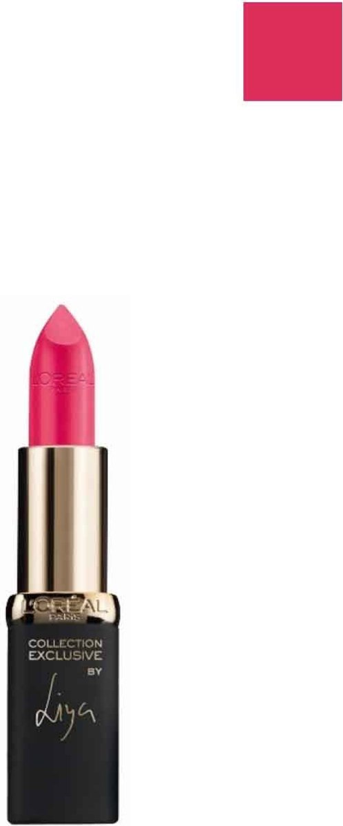 LOréal Paris Collection Exclusive Lippenstift - Liyas Delicate Rose