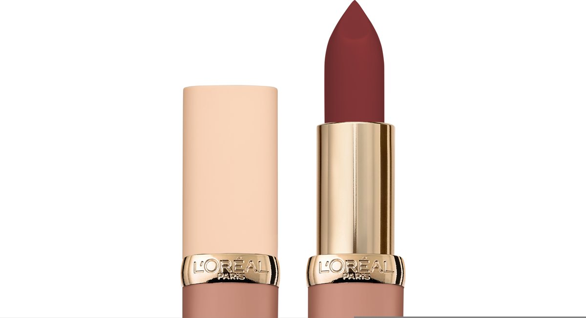 LOréal Paris Color Riche Free the Nudes Lipstick – 09 No Judgement – Bruin – Roze – 3,9 gr