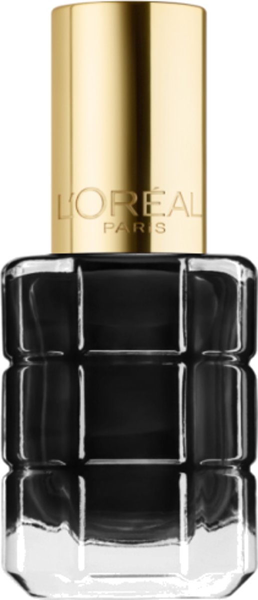 LOréal Paris Color Riche LHuile - 674 Noir Noir - Nagellak