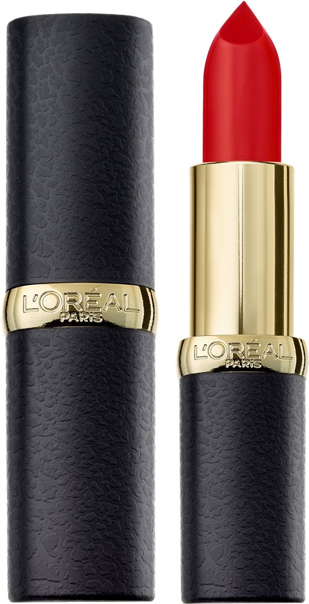 LOréal Paris Color Riche Matte Lippenstift - 344 Retro Red