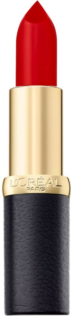 LOréal Paris Color Riche Matte Lippenstift - 346 Red Perfecto