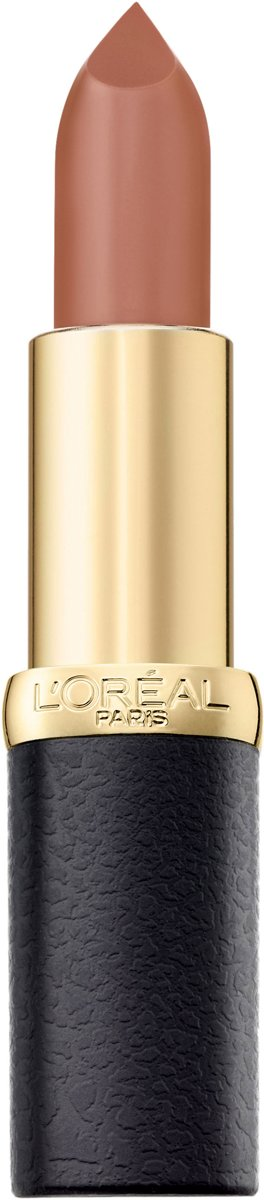 LOréal Paris Color Riche Matte Lippenstift - 634 Greige Hype