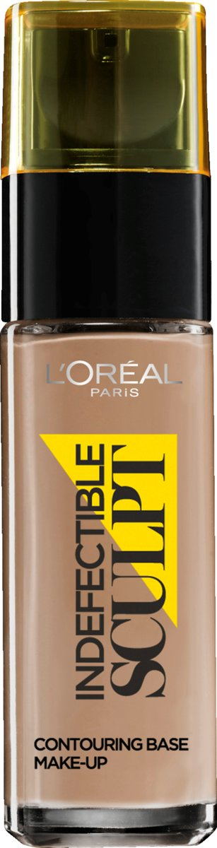 LOréal Paris Indefectible Sculpt Contouring Make-Up - 03 Medium Dark
