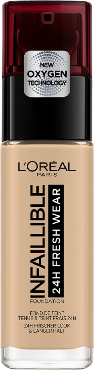 LOréal Paris Infallible 24Hr Fresh Wear Foundation - 120 Vanilla
