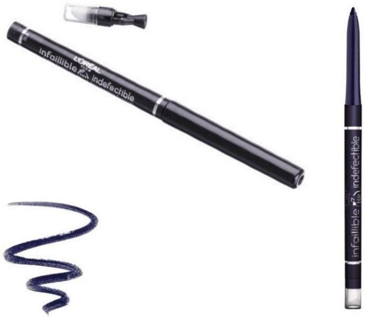 LOréal Paris Infallible Eyeliner - 306 Stay Blue