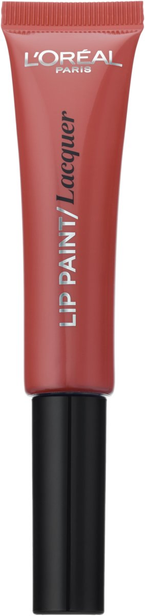 LOréal Paris Infallible Lip Paint Lacquer Lippenstift - 102 Pink Lady