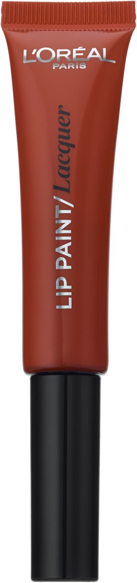 LOréal Paris Infallible Lip Paint Lacquer Lippenstift - 105 Red Fiction