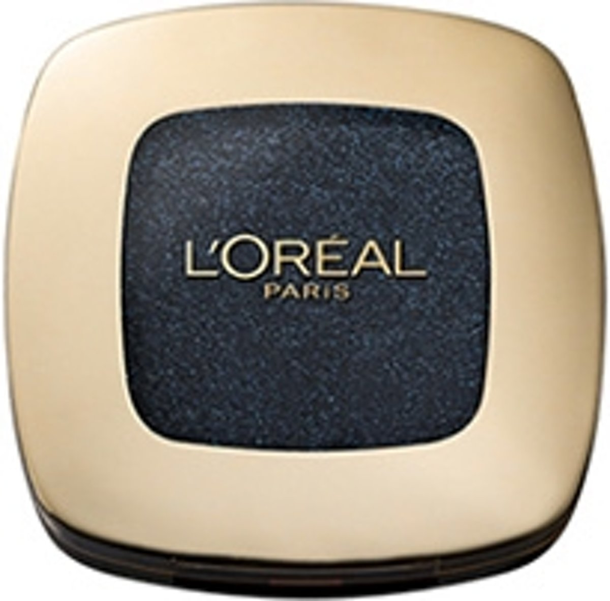 LOréal Paris Make-Up Designer Color Riche LOmbre Pure 308 Noir Stellar Zwart Glitter oogschaduw