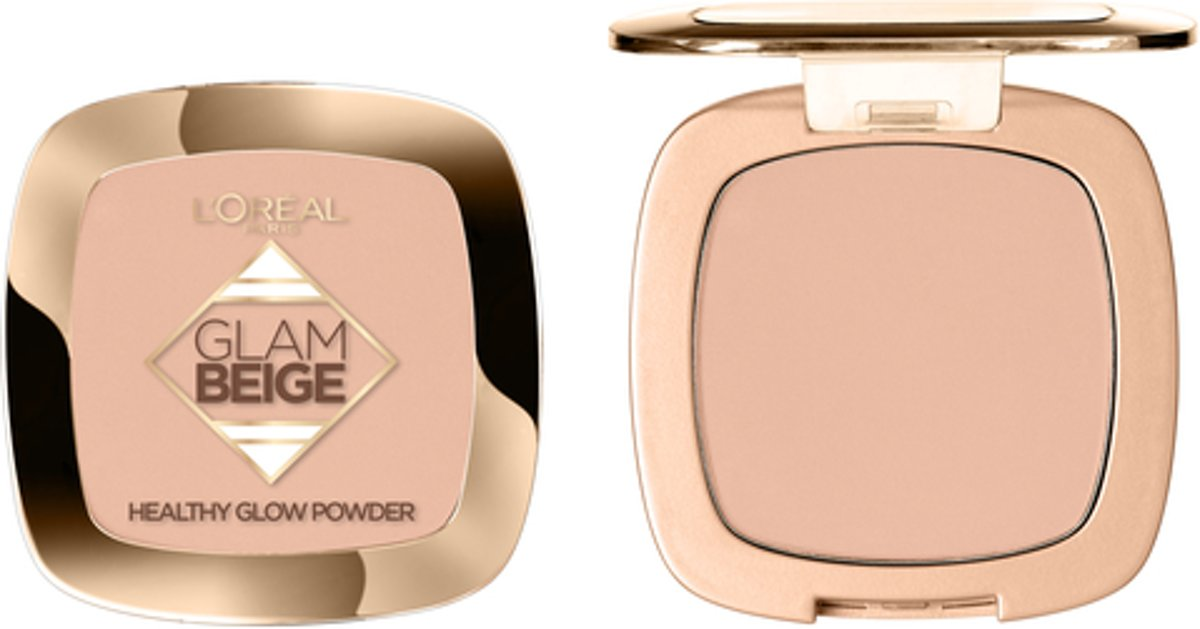 LOréal Paris Make-Up Designer Glam Beige - 20 Light - Poeder